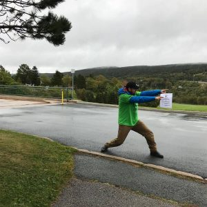 2018 Stutter Walk Run event highlights: That direction