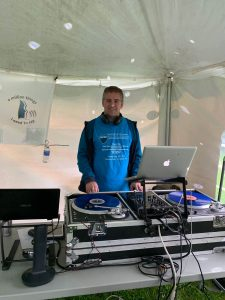 2019 Walk & Run: The event DJ